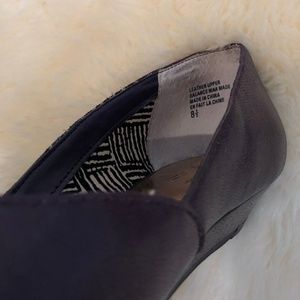 Seychelles Shoes - Seychelles Anthropologie Skip a Beat Leather Wedge